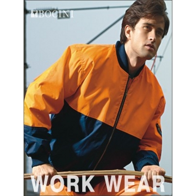 Unisex Adults Hi-Vis Flying Jacket(Lined) (SJ0320_BOCNZ)