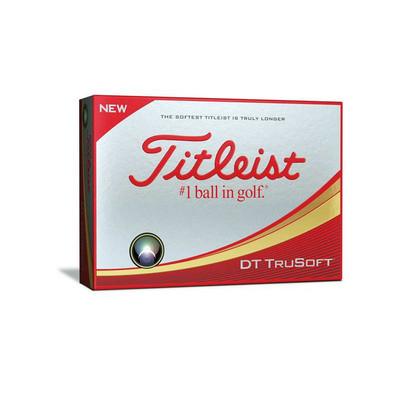 Titleist DT TruSoft - Singles (T6032S1PNP_PPI)