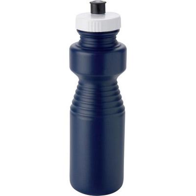 Ergonomic Drink Bottle 750ml Navy Blue (BOTTERGOL07_PPI)