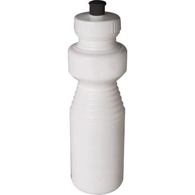 Ergonomic Drink Bottle 750ml White (BOTTERGOL01_PPI)