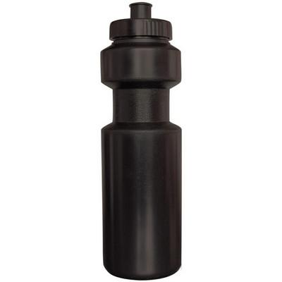 Triathlon Drink Bottle 750ml Black (BOTTTRIAL02_PPI)