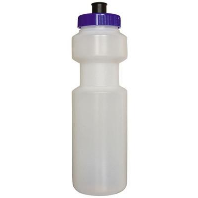 Triathlon Drink Bottle 750ml Clear (BOTTTRIAL00_PPI)