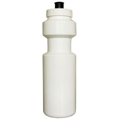 Triathlon Drink Bottle 750ml White (BOTTTRIAL01_PPI)
