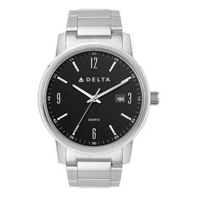 Watch, Mens (or) Ladies - Folded Steel Band WM1060SD2-SS_PREMIER