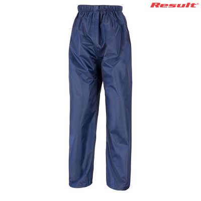 Result Core Youth Rain Pant - Navy (R226B2NY_PREAP)