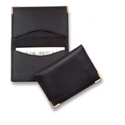 Basic Leather Card Holder (DABCH2A_CCNZ)