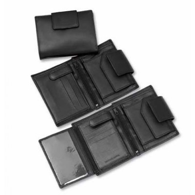 Compact Leather German Wallet (WWP637_CCNZ)