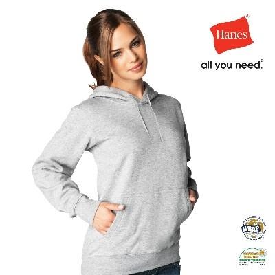 Hanes Womens Heavweight Hoodie