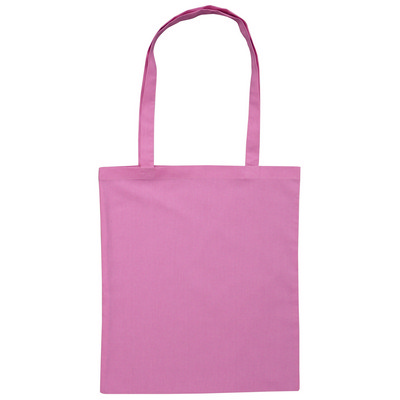 Calico Bag Long Handle - Colours (B109-PI_PS)