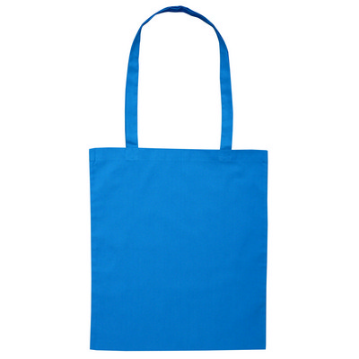 Calico Bag Long Handle - Colours (B109-BLU_PS)