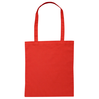 Calico Bag Long Handle - Colours (B109-RE_PS)