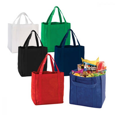 Non-woven Shopping Tote (B296_PS)