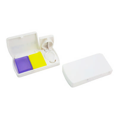 Multi-functional Pill Box - Includes Decoration PC3203_PC
