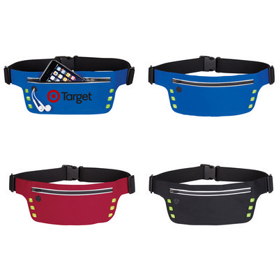 Running Belt With Safety Strip And Lights (PH4206_PS)