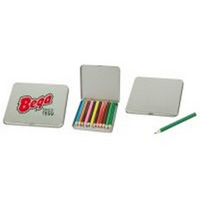 12-Piece Colored Pencil Tin (PH459_PS)
