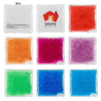 Square Gel Beads Hot/Cold Pack (PH9466_PS)