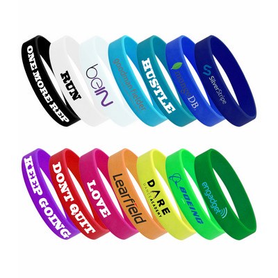 Printed Silicone Wrist Band (PS3101_PS)