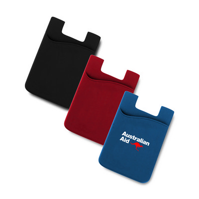 Silicone Wallet (PS9001_PS)