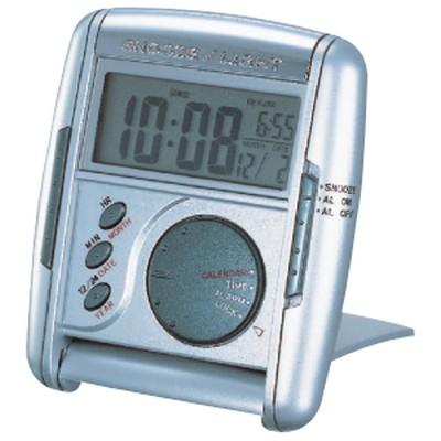 Seiko Desk Clock QHL004-S_SEI