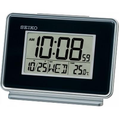 Seiko Desk Clock QHL068-K_SEI