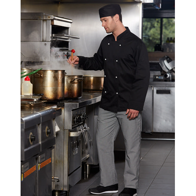 Traditional Chefs Long Sleeve Jacket (CJ01_WIN)