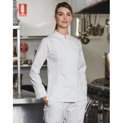 Ladies Functional Chef Jackets (CJ04_WIN)