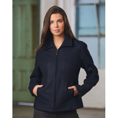 Ladies Wool Blend Corporate Jacket (JK14_WIN)