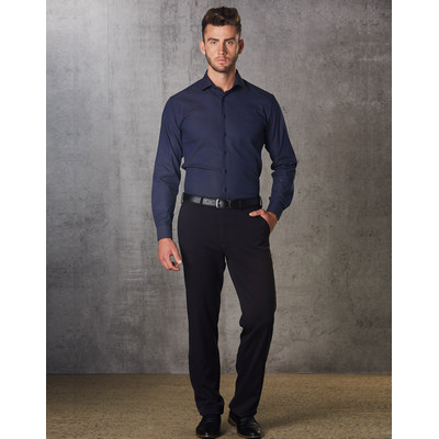 Mens Polyviscose Stretch Pants (M9330_WIN)