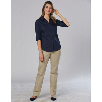 Women Chino Pants (M9460_WIN)