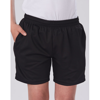 Kids Cross Sports Shorts (SS01K_WIN)