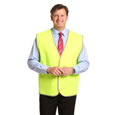 Hi-Vis Safety Vest Adult (SW02A_WIN)