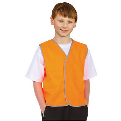 Hi-Vis Safety Vest KidS (SW02K_WIN)