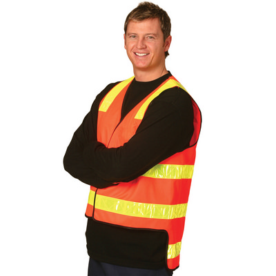 VIC Road Style Safety Vest (SW10A_WIN)