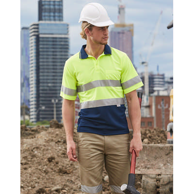 Short Sleeve Safety Polo (SW17A_WIN)