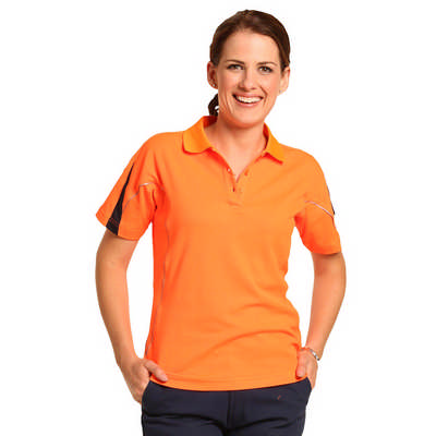 Hi-Vis Legend Short Sleeve Polo Ladies (SW26A_WIN)
