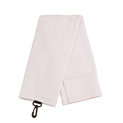 Golf Towel With Hook (TW06_WIN)