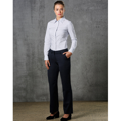 Ladies Permanent Press Pants (WP02_WIN)