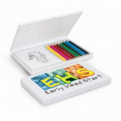 Playtime Colouring Set (109028_TNZ)