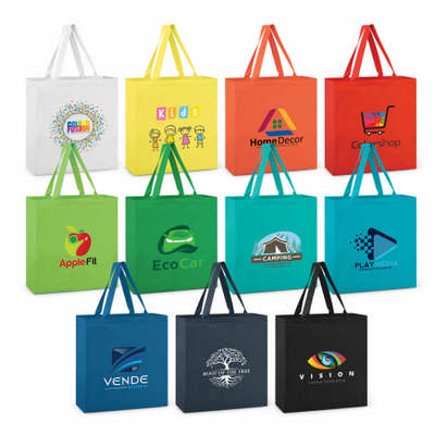 Carnaby Cotton Tote Bag - Colours (109135_TNZ)