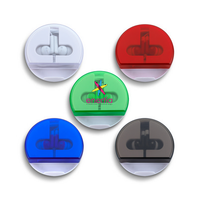 Ear Bud Phone Stand - (printed with 1 colour(s)) 109292_TNZ