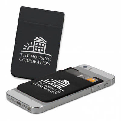 Lycra Phone Wallet - (printed with 1 colour(s)) 110946_TNZ