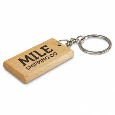 Artisan Key Ring - Rectangle (112137_TNZ)
