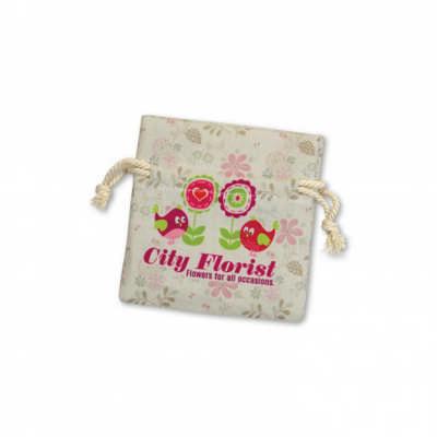 Turin Cotton Gift Bag - Small (112353_TNZ)