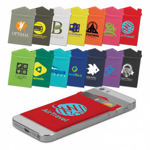 Lycra House Phone Wallet - Heat Transfer (112888_TNZ)