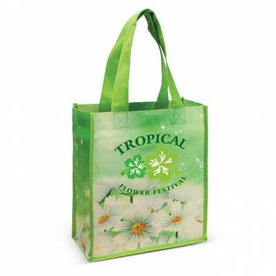 Trevi Cotton Tote Bag  (112912_TNZ)