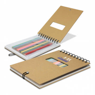 Pictorial Note Pad (113247_TNZ)