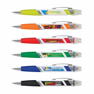 Avenger Highlighter Pen - (printed with 1 colour(s)) 115195_TNZ