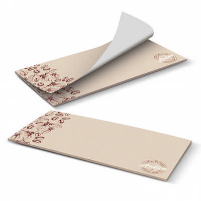 DLE Horizontal Note Pad - 25 Leaves (115830_TNZ)