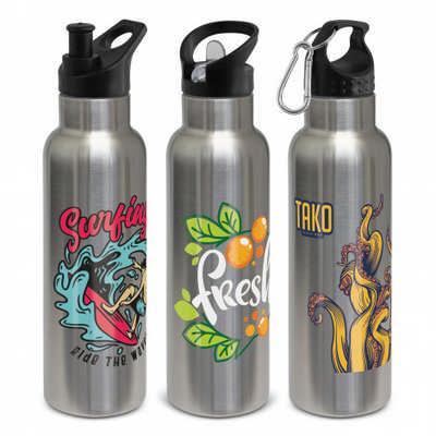 Nomad Vacuum Bottle - Stainless (115849_TNZ)