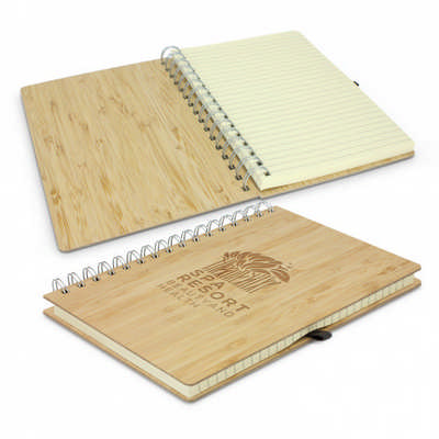 Bamboo Notebook (116213_TNZ)
